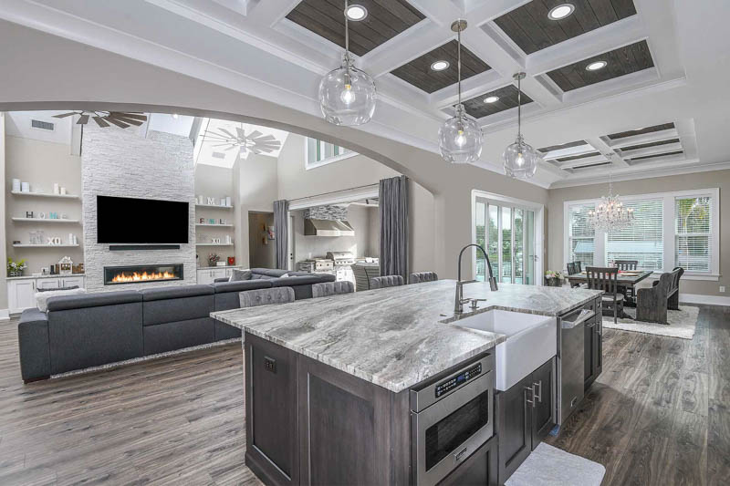 Project by Belvedere Builders